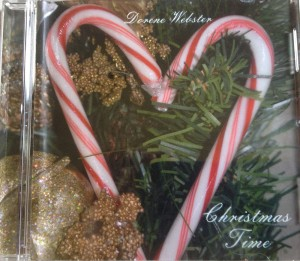 "Holiday Giveaway: ""Christmas Time"" CD"