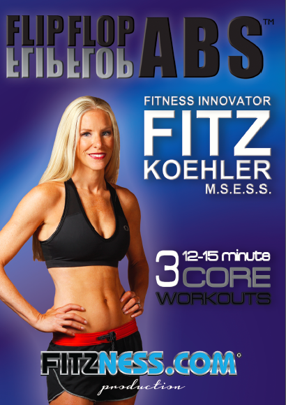 FLIP FLOP ABS – Core Training DVD