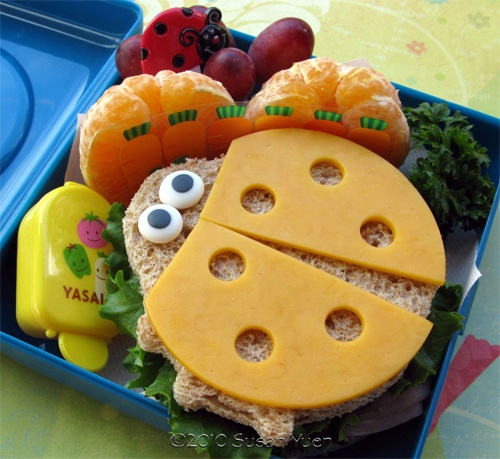 for Cool food ideas for kids