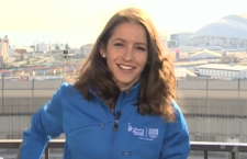 American Ski Jumper Jessica Jerome on her First Olympic Games