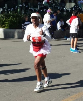 At 74 years young, Vikki has run 60 marathons and plans to do more! Fitzness.com