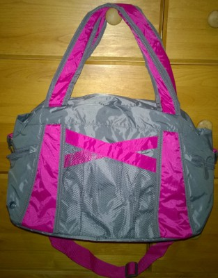Love this gym bag from Augusta Sportswear
