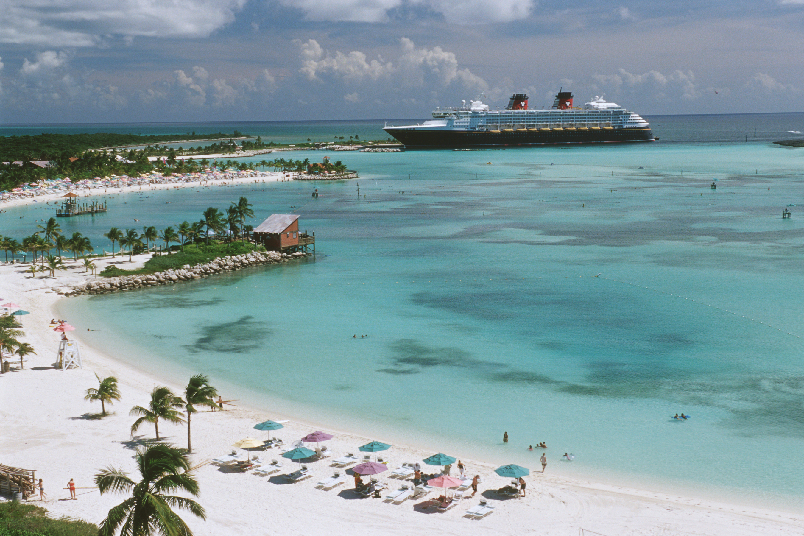 map of catalina island with Disney Wonder At Castaway Cay 1 on Davenport Pier in addition Key Largo Snorkeling further Costa Rica Beach And Volcano Green Season Package besides Maps further Crescent Beach On Catalina Island.