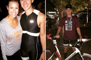 Racey Runner: Stephen Bucken
