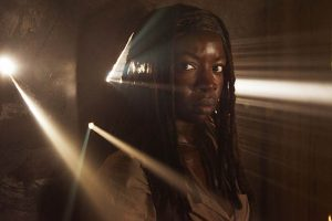 Walking Dead Workouts: Danai Gurira as Michonne