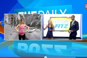 Spice up Your Snow Shoveling for a Total Body Workout