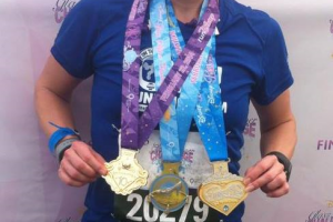 Racey Runner: Casey Kinnan