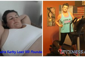 Amazing Weight Loss: How Deedra Kerby Dropped 100 Pounds