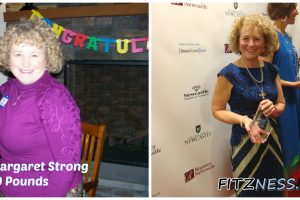 Amazing Weight Loss: How Margaret Strong Lost 90 Pounds
