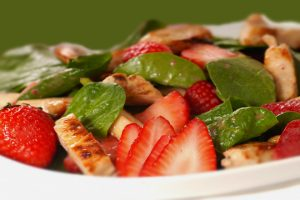 Recipe: Chicken and Berry Summer Salad