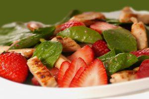 Recipe: Chicken and Berry Summer Salad