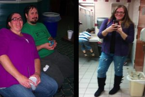 Amazing Weight Loss: How Angela Miles Lost 93 Pounds