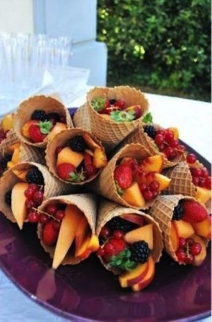 thanksgiving food fruit veggies decoration platters healthy ideas  cornocopia fruit